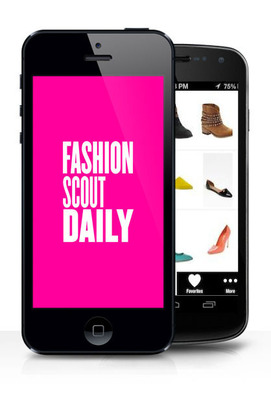 Introducing the New Fashion Scout Daily App for iOS and Android.  (PRNewsFoto/Fashion Scout Daily)