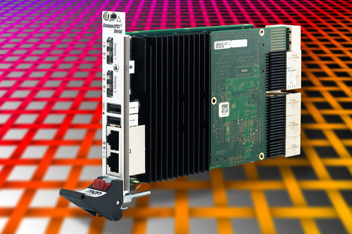 First MEN Micro CompactPCI Serial SBC Brings Serial Interfaces to Harsh Environment Computing