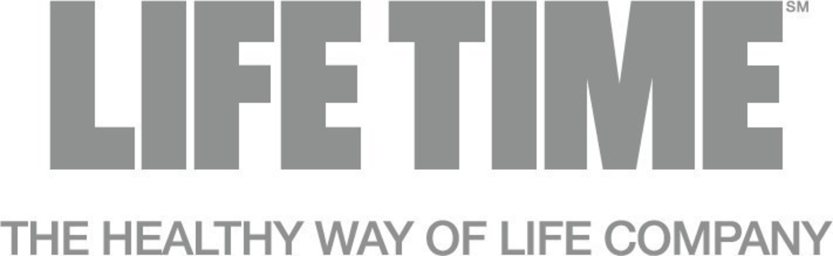 Life Time -- The Healthy Way of Life Company (PRNewsFoto/Life Time Fitness, Inc.)
