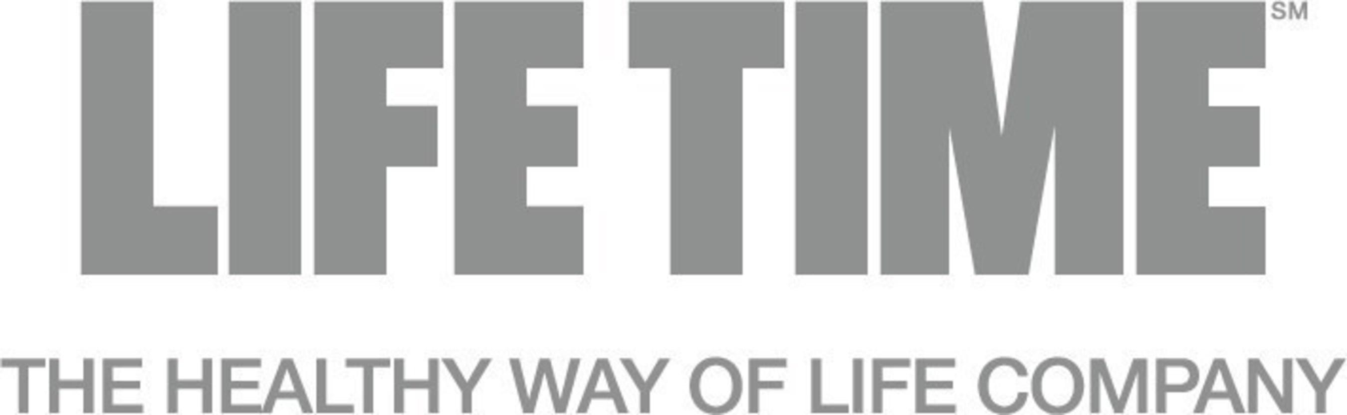 Life Time -- The Healthy Way of Life Company (PRNewsFoto/Life Time Fitness, Inc.)