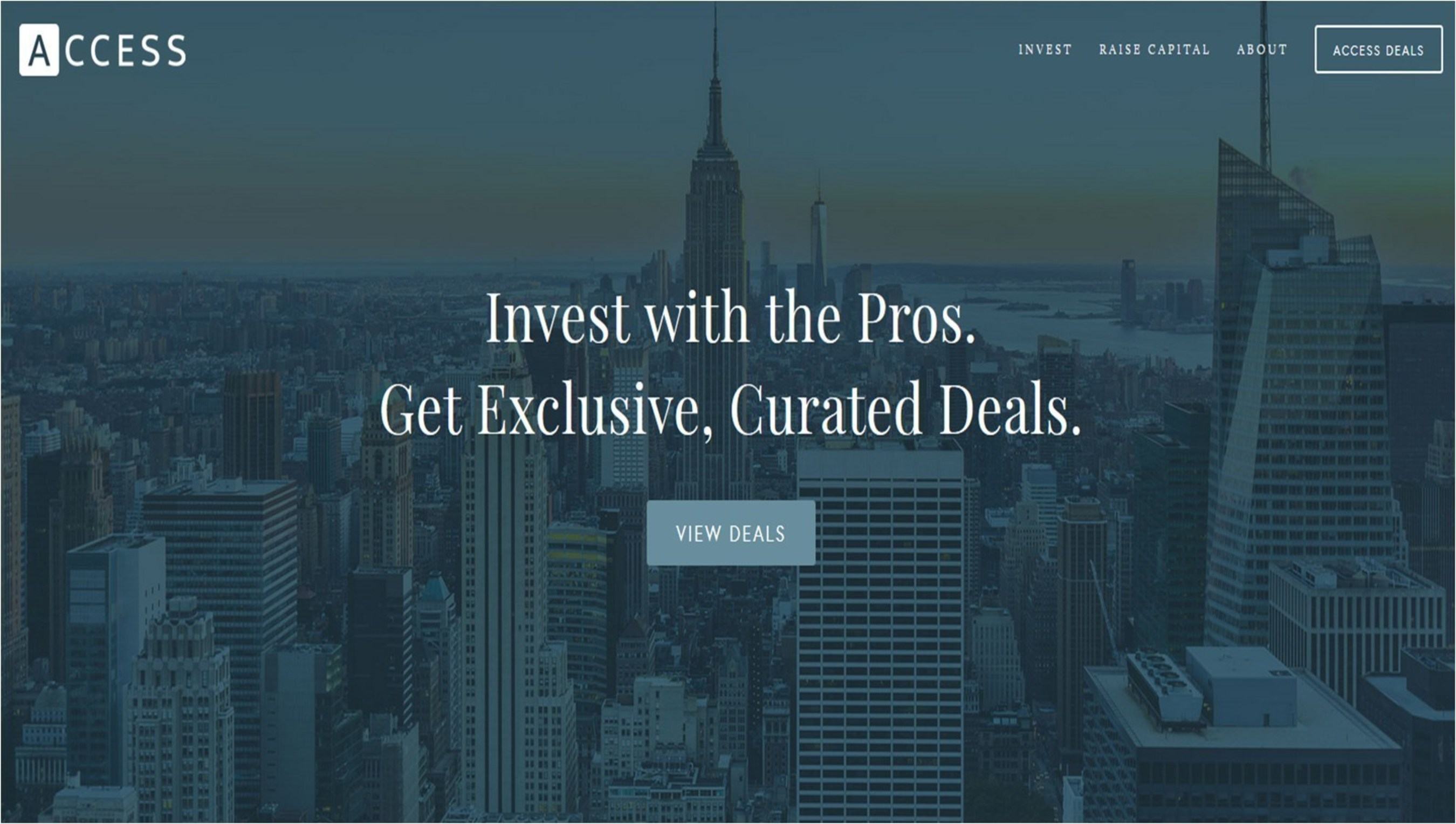 Access Investors and WealthForge Launch New Partnership
