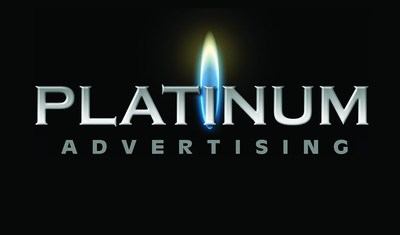 Platinum Advertising logo (PRNewsFoto/Platinum Advertising, LLC)