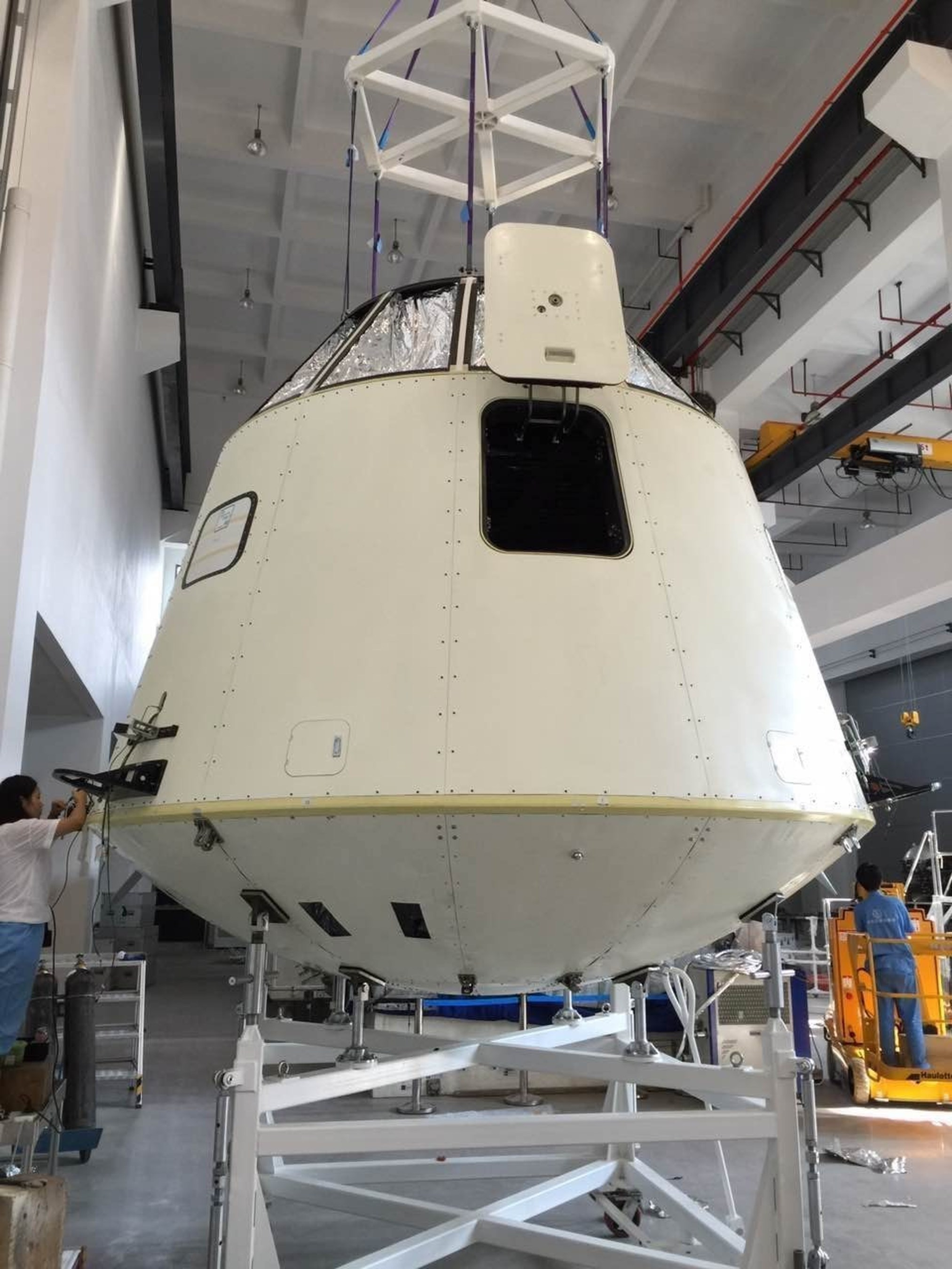 Traveler II Beta's main subsystems have been completed and are in the final stage of assembly and testing.