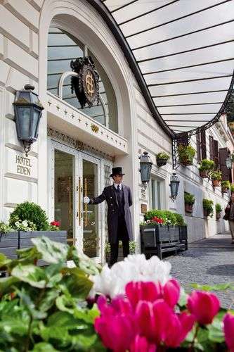 Hotel Eden, Rome (PRNewsFoto/Dorchester Collection)