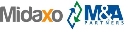 Midaxo and M&A Partners logo