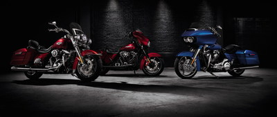 Harley-Davidson rolls into summer riding season with demo events, special promotions and two new custom looks for the Harley-Davidson Road King, Road Glide Special and Street Glide Special.