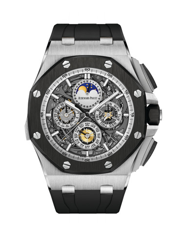 Audemars Piguet Royal Oak Offshore Grande Complication.  (PRNewsFoto/Audemars Piguet)