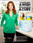 Marcia Cross in the new PSA with The Safeway Foundation and Stand Up To Cancer.  (PRNewsFoto/The Safeway Foundation and Stand Up To Cancer)