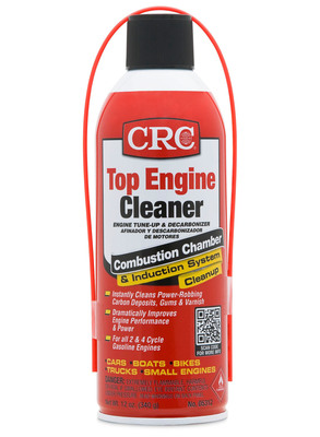 CRC Top Engine Cleaner.  (PRNewsFoto/CRC Industries, Inc.)