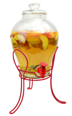 Primula(R) Key West Beverage Dispenser.  (PRNewsFoto/Primula Products)