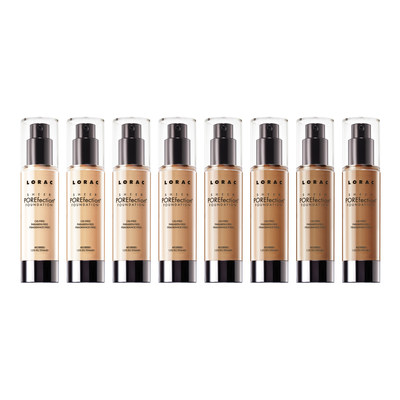 LORAC Sheer POREfection Foundations