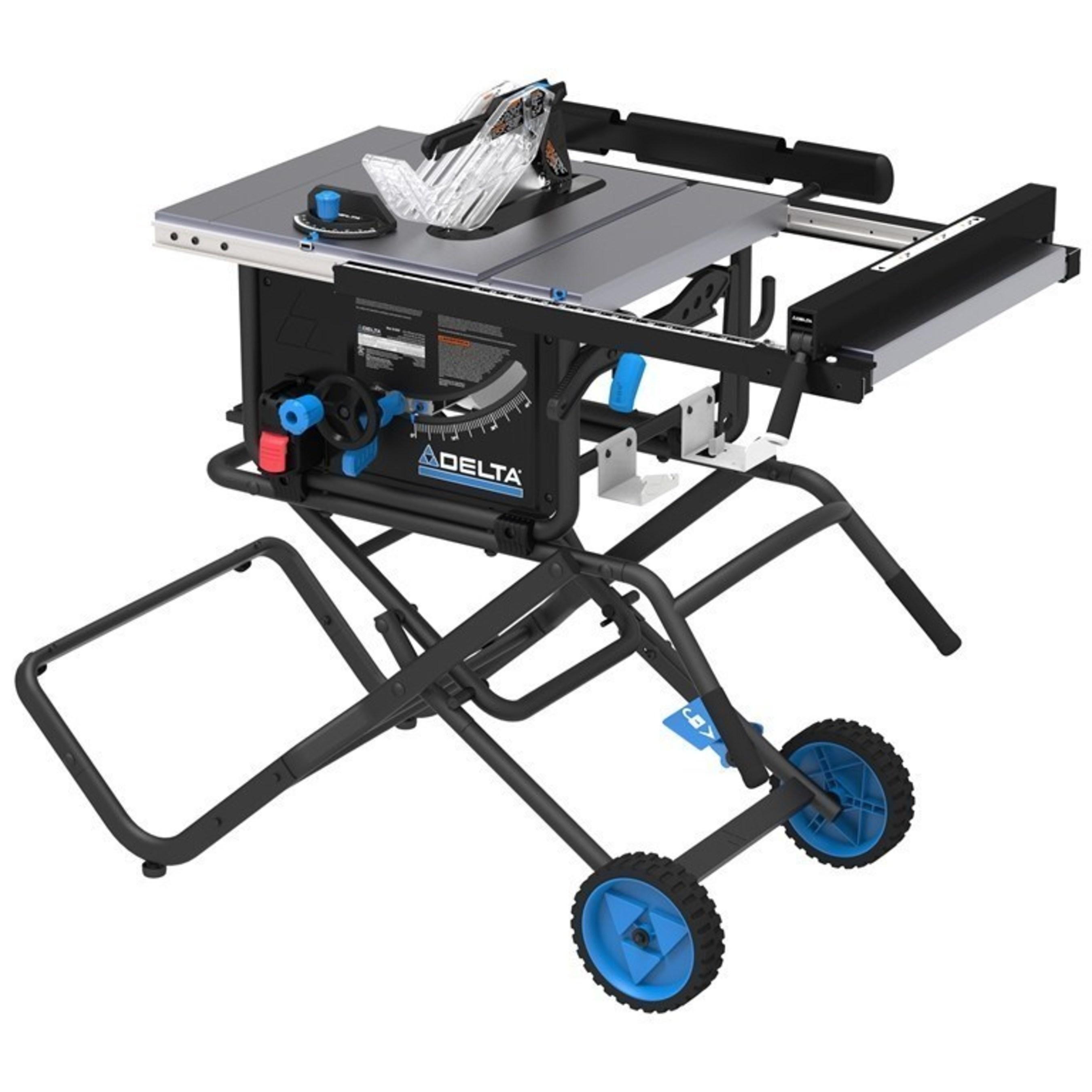 "Delta 36-6022 10"" Portable Table Saw"