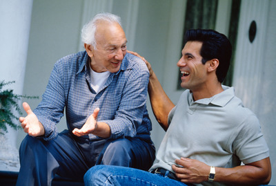 How to Talk to Aging Parents About Senior Housing.  (PRNewsFoto/MySilverAge)
