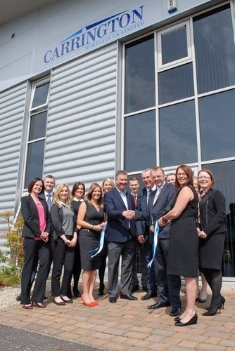Carrington Mortgage UK Limited Opens Offices in Aberdeen, Fife and Glasgow. (PRNewsFoto/Carrington Mortgage UK Limited)