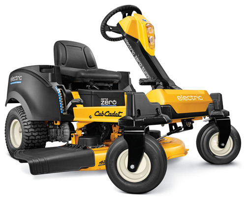 Cub Cadet is excited to announce that the International Consumer Electronics Show has named the RZT S(TM) ZERO,  ...