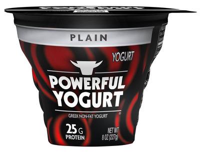 Powerful Yogurt - Product Package Image.  (PRNewsFoto/Powerful Yogurt)