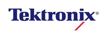Tektronix Inc. Logo.