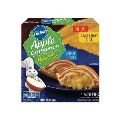 Apple Cinnamon Pillsbury Mini Pies