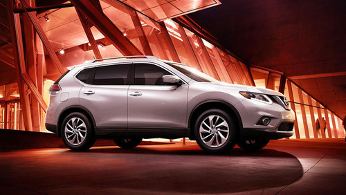 Both the interior and exterior have been completely redesigned for the 2014 Nissan Rogue. (PRNewsFoto/Briggs Auto Group)