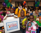 """More than 1,000 children and their families participated in Henry Schein's 17th annual """"Holiday Cheer for Children"""" program, a flagship initiative of Henry Schein Cares, the Company's global social responsibility program. Participating children and their families are presented with toys, clothing, games, and other gifts purchased by Team Schein Members, who spend their own time and money to sponsor individual children. In addition, families in need are presented with gift certificates to major..."""