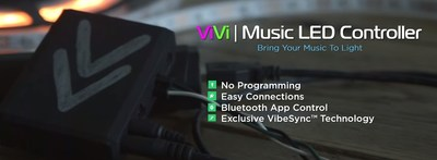 Overview of ViVi's capabilities. Visit http://visualvibes.io for more info and detailed images.