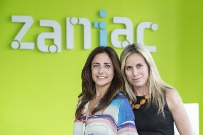 Zaniac Greenwich co-founders Camilla Gazal and Flavia Naslausky