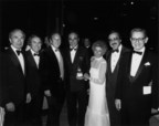 Founding Members of The T.J. Martell Foundation 1975