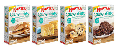 Krusteaz's Gluten Free Mixes