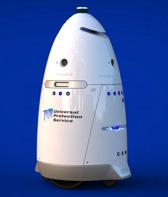 K5 autonomous robot model