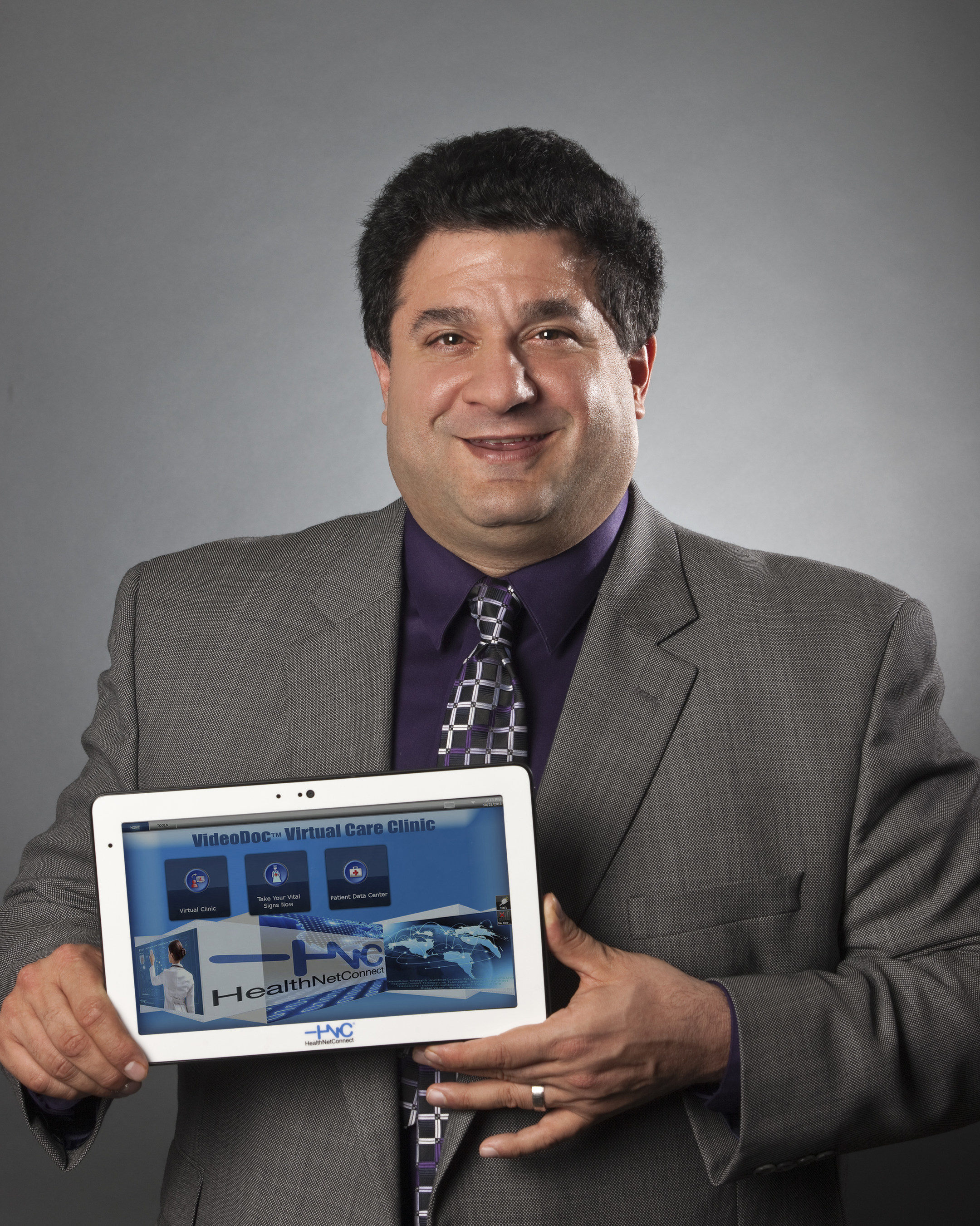 Stephen Shaya, M.D., of Health Net Connect Selected To Speak at Connecting Michigan For Health 2015