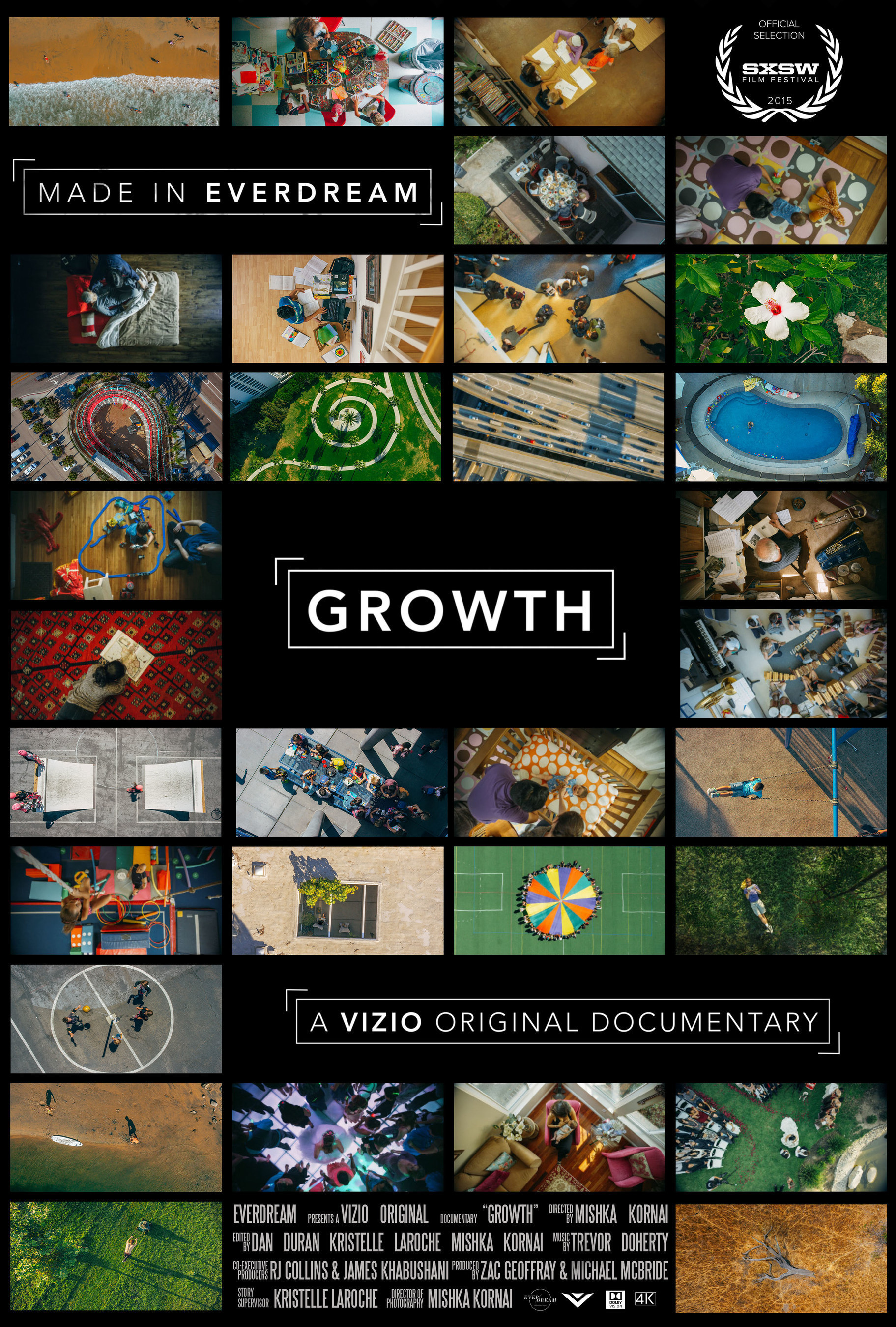 VIZIO's First Original Short Film Selected To World Premiere At South by Southwest' (SXSW') Film Festival 2015