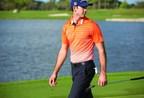 PGA Tour Player, Cameron Tringale, wearing Nautica (PRNewsFoto/Nautica)