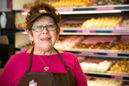 Irene Deubel, owner of the Dunkin' Donuts at 1085 St. Francis Dr. in Santa Fe, has been the driving force behind doughnuts for decades. She began her Dunkin' Donuts career in 1972. In 2005, she bought the store, which was renovated in 2014 with financing from Century Bank and funded by an Economic Development Program (EDP) advance from the Federal Home Loan Bank of Dallas (FHLB Dallas). Ms. Deubel also qualified for an accompanying $24,630 EDP Plus grant from FHLB Dallas.