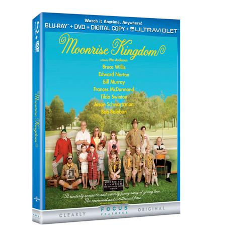 From Universal Studios Home Entertainment: Moonrise Kingdom