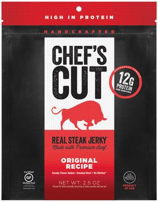 Chef's Cut Real Jerky Logo
