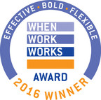 Lockton Receives Prestigious 'When Work Works' Award for Exemplary Workplace Practices