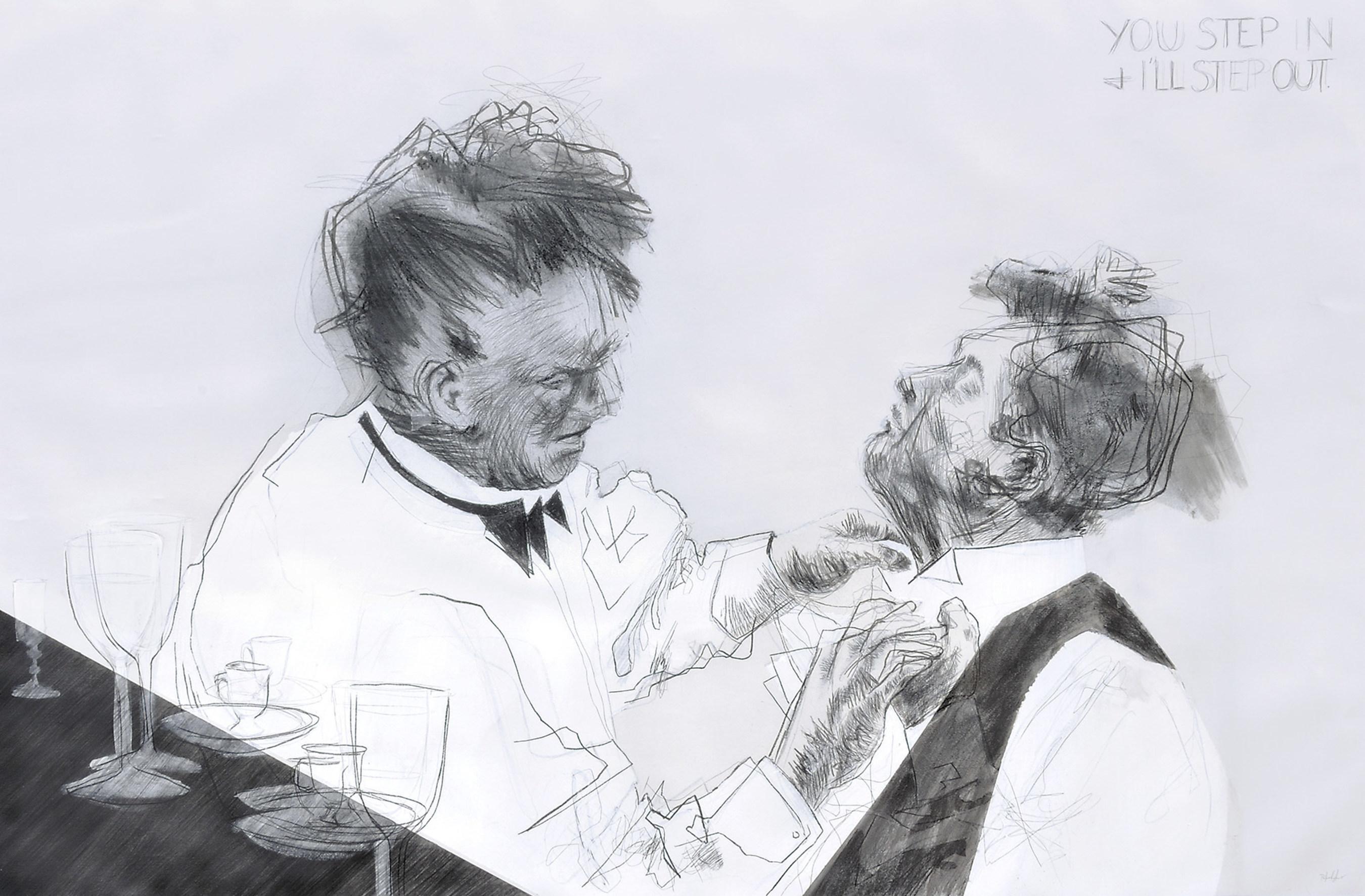 Padaric Kolander's You Step In Wins 2016 Hunting Art Prize