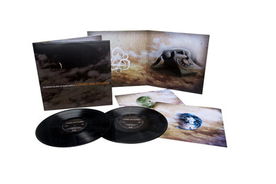 "Vinyl reissue of Coheed and Cambria's ""In Keeping Secrets of Silent Earth: 3"" to be released Oct 21. (PRNewsFoto/Legacy Recordings)"