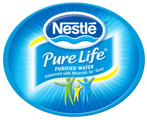 Nestle® Pure Life® Purified Water Is Proud To Partner with The Breast Cancer Research Foundation®