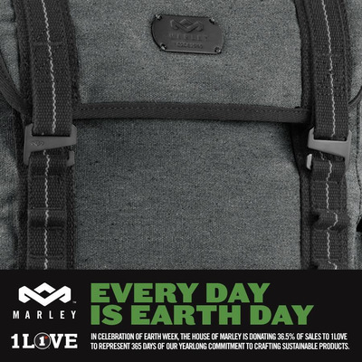 House of Marley Celebrates Earth Week With REWIND Collection