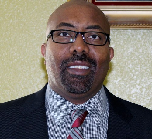Mohammed Tahiro. (PRNewsFoto/Mohammed Tahiro for US Senate)
