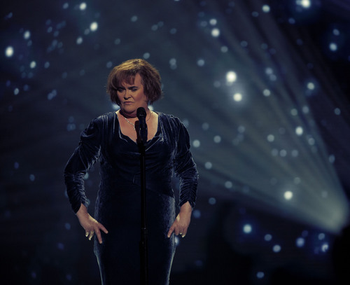 "New Susan Boyle Album, ""Someone To Watch Over Me,"" Available Tuesday, November 1 on SYCO/Columbia Records (photo credit: Austin Hargrave).  (PRNewsFoto/SYCO/Columbia Records)"