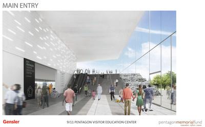 9/11 PENTAGON VISITOR EDUCATION CENTER