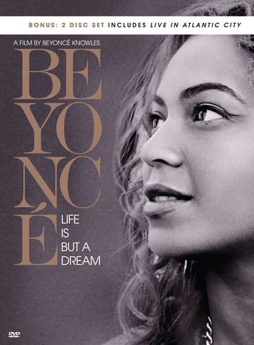 """BEYONCE - LIFE IS BUT A DREAM"" 2 DISC DVD SET Available Everywhere November 25. (PRNewsFoto/Parkwood Entertainment/Columbia Records) (PRNewsFoto/PARKWOOD ENTERTAINMENT...)"