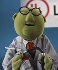 UL and The Muppets remind families to always have a fire extinguisher handy.  (PRNewsFoto/UL (Underwriters Laboratories))