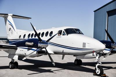 flyADVANCED charter King Air B350i