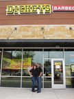 Dickey's Barbecue Pit opens in the Rayzor Ranch shopping center on Thursday with a three day grand opening.