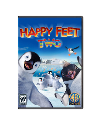 HAPPY FEET TWO -- THE VIDEOGAME screen shot.  (PRNewsFoto/Warner Bros. Interactive Entertainment)