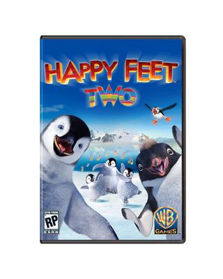 HAPPY FEET TWO -- THE VIDEOGAME screen shot.  (PRNewsFoto/Warner Bros. Interactive Entertainment)