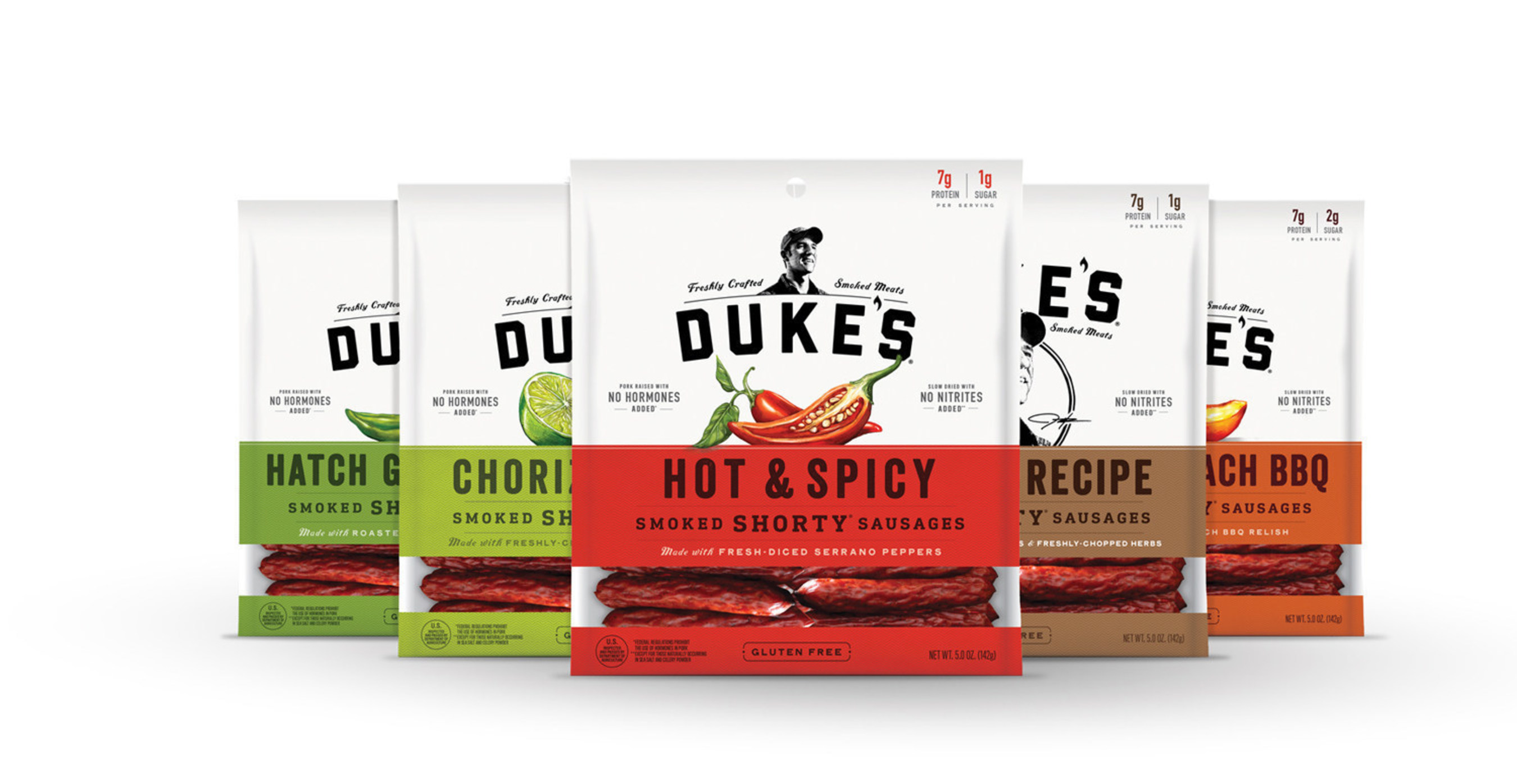 Duke's Smoked Meats Launches New Look & New Products Nationwide